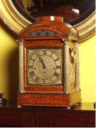 Thwaites and Reed Regency Carriage Clock 1816