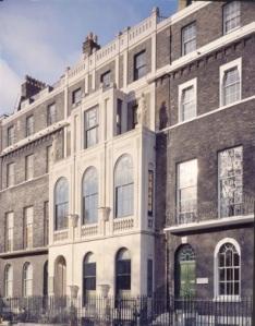 Regency House of Sir John Soane
