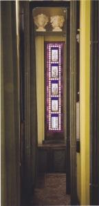 Classical design along Regency loggia