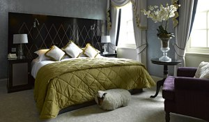 Classic and contemporary style mix