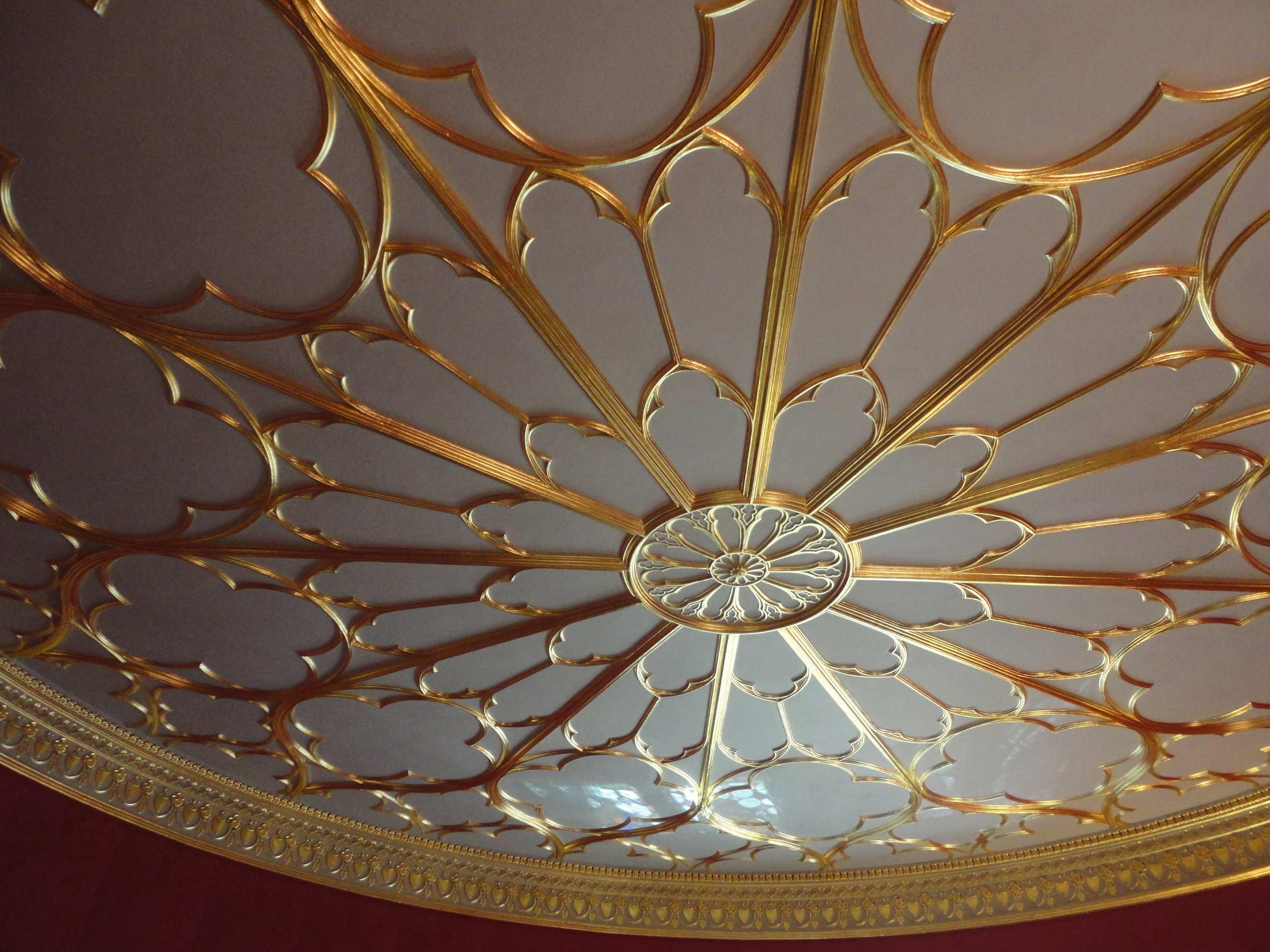 round room ceiling latham interiors georgian design blog