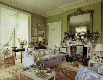 Georgian House Drawing Room - Somerset | Interiors & Architecture