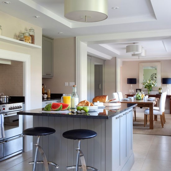 Open Kitchen And Living Room Floor Plans: Making An Open Plan Living Space Work In A Period Home