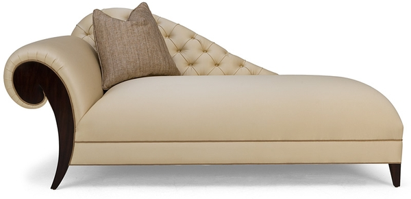 History s influence on modern interiors latham interiors for Chaise longue history