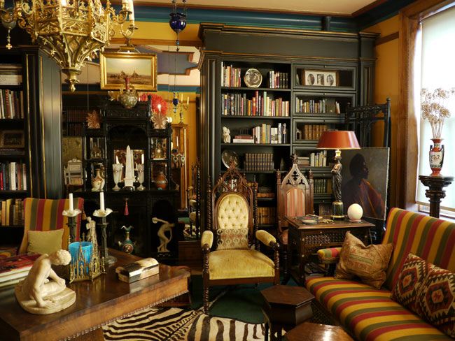 Eclectic styling latham interiors georgian design blog for Antique books for decoration