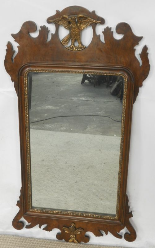 Georgian Eagle mirror