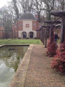 Queen Ann influenced design at Limewood