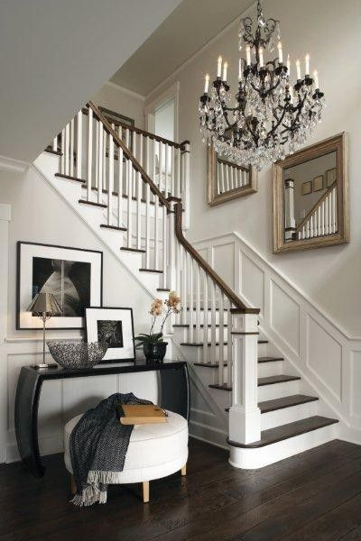 Logic and order latham interiors georgian design blog - Home entrance stairs design ...