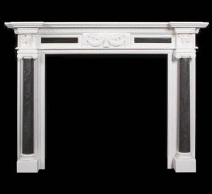Georgian Fireplace