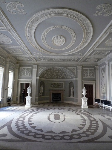 Georgian Regency Symmetry In Georgian Interiors