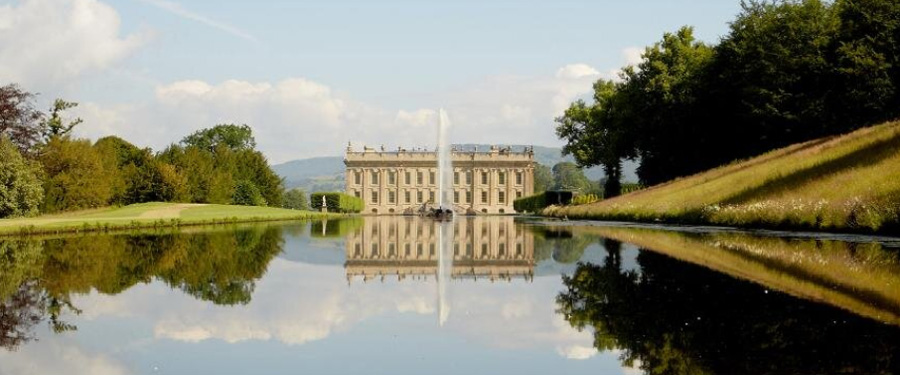 Chatsworth; Georgian; Deborah Devonshire;