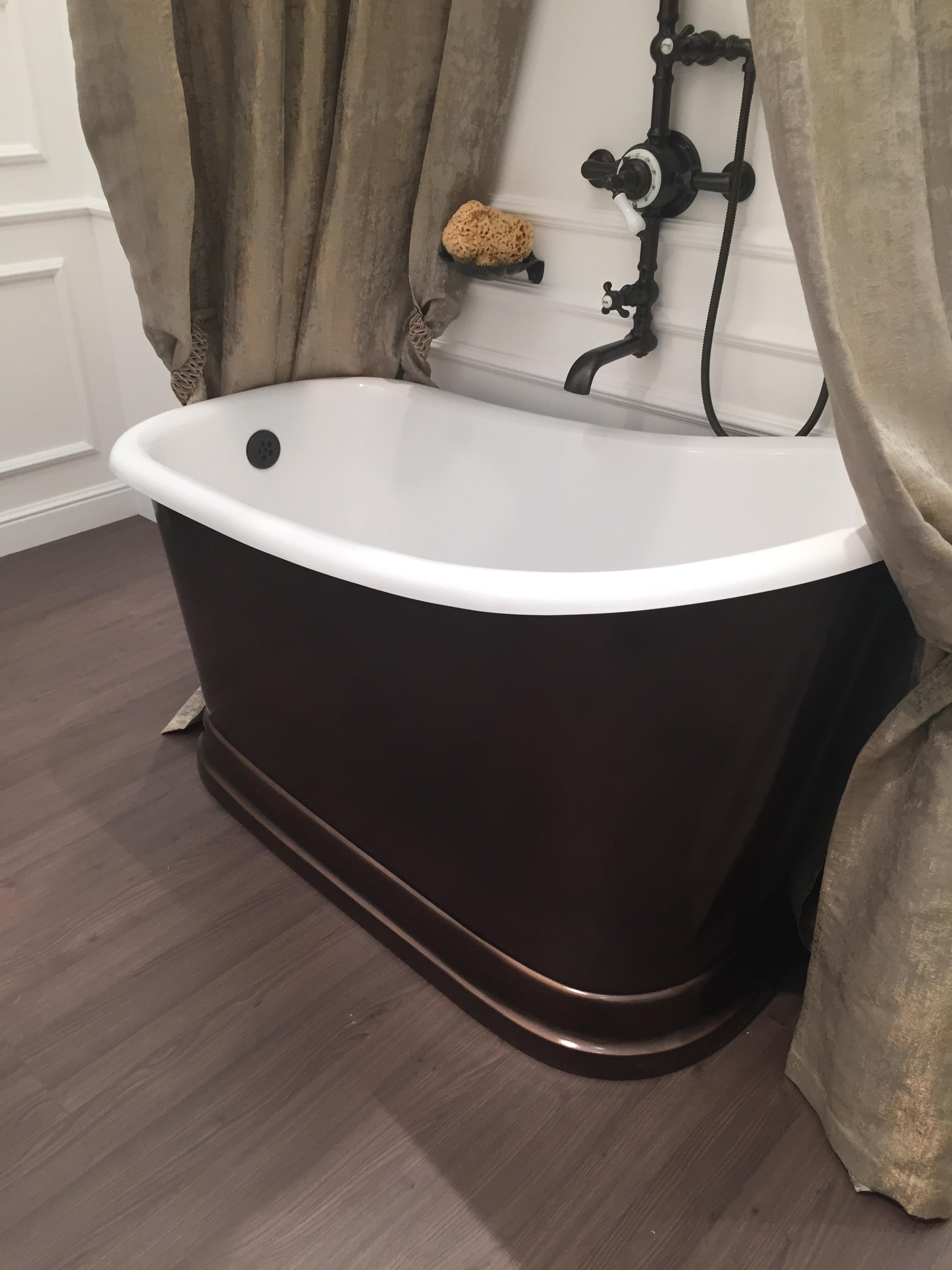 Georgian style bath